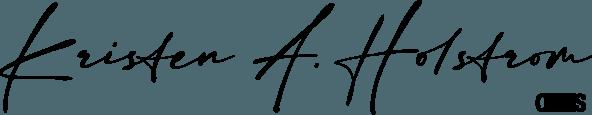 kristen-a-holstrom-signature